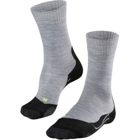 Falke TK2 Socks Men grey/black